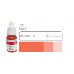 701 Coral Pigment