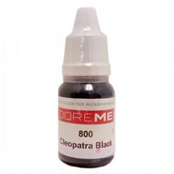 800 Cleoparta Black Pigment